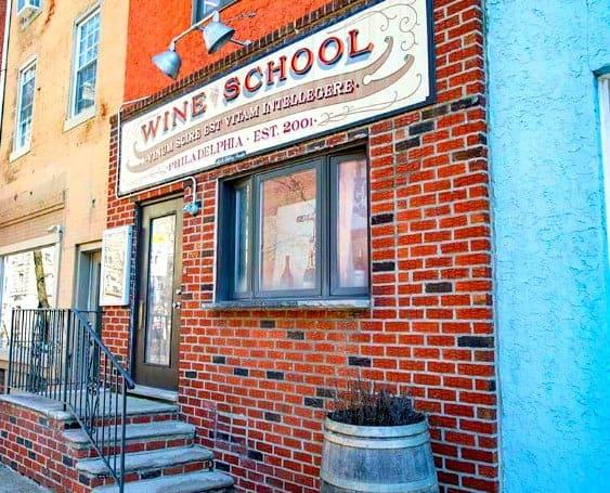Wine Event Companies- The Wine School of Philadelphia