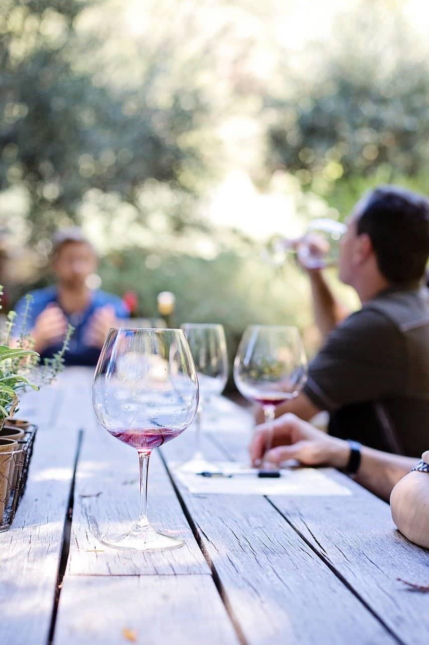 wine tasting, winery, vineyard