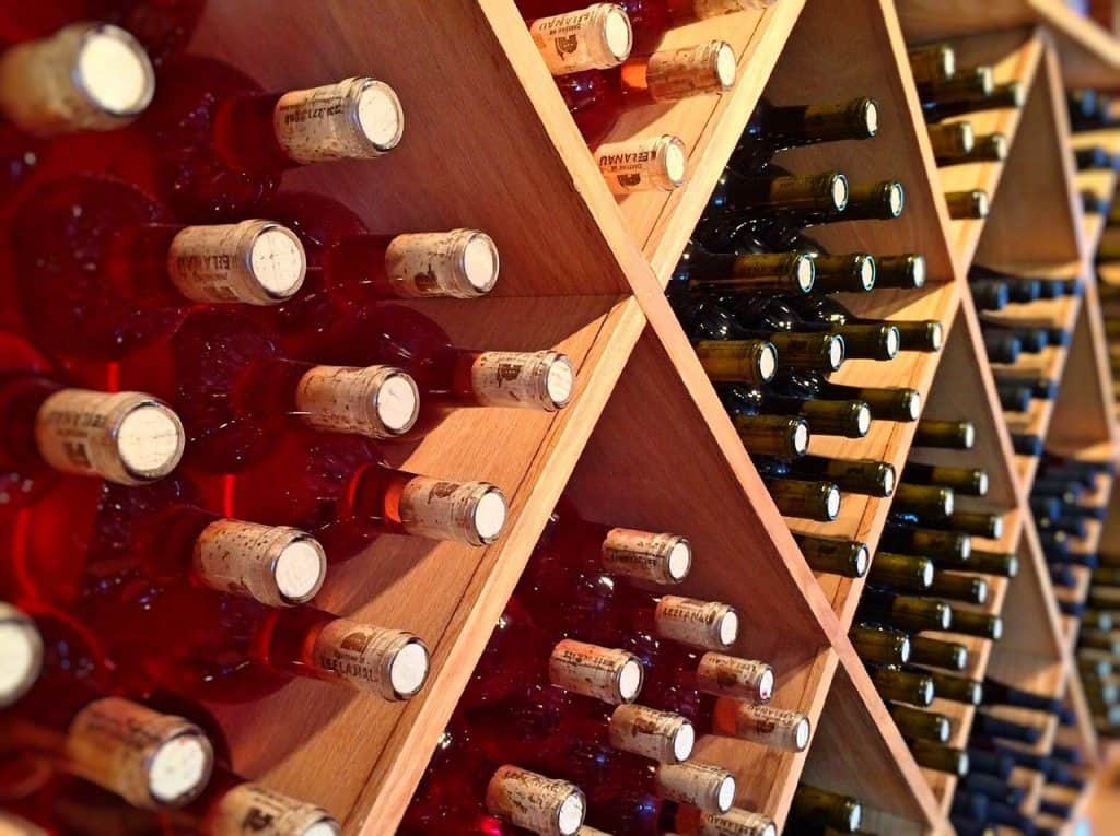 How to build a wine storage facility- wine, vineyard, bottles