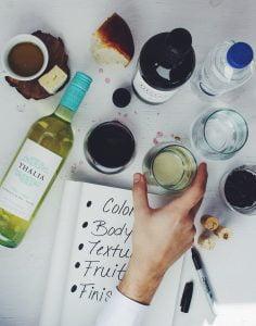 wine, wine tasting, tasting notes