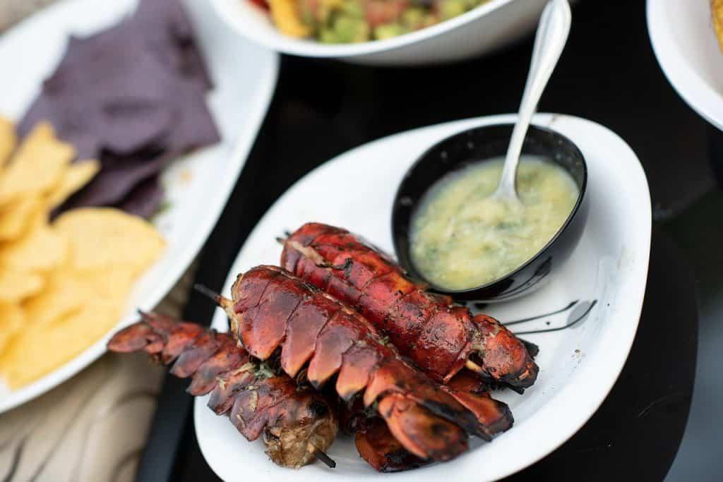 lobster, food, seafood
